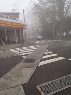 平野の交差点:危険箇所